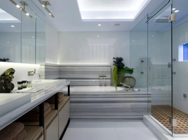 Contemporary Bathroom by Renovation Boutique