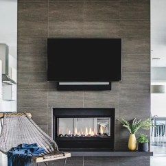 Living Room Mounted Tv Ideas Area Rug For Size Best Contemporary With Gray Walls Design ...