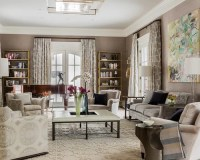 Transitional Living Room | Houzz