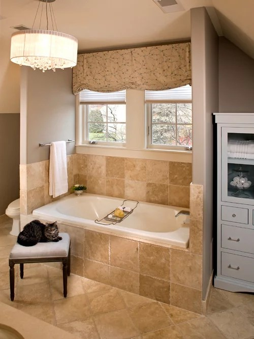Tile Around Jacuzzi Tub Ideas Pictures Remodel And Decor