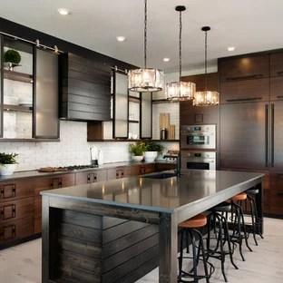 75 Most Popular Industrial Kitchen Design Ideas for 2019