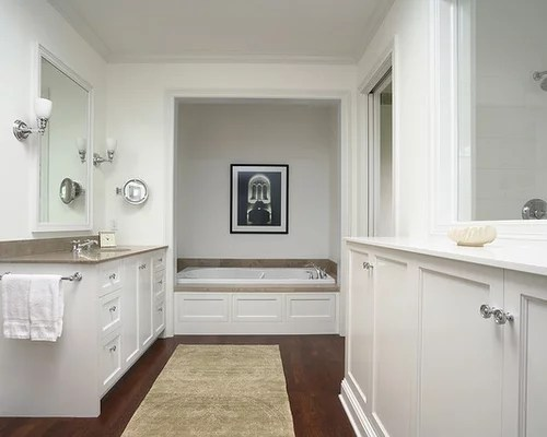 Wood Flooring In Bathroom