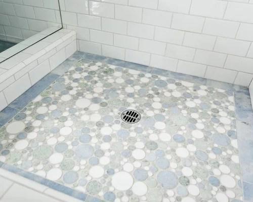 Ceramic Tile Wainscot Houzz