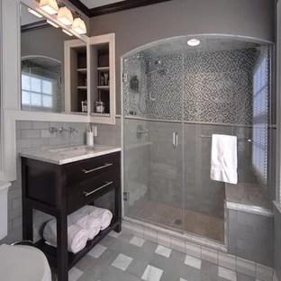 6x6 Tile Shower Ideas Photos Houzz