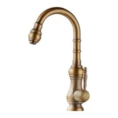brass faucet kitchen brizo faucets 50 most popular for 2019 houzz fontana showers amasra antique sink with hot and cold mixer