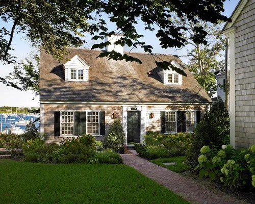 Remodel Cape Cod House Houzz