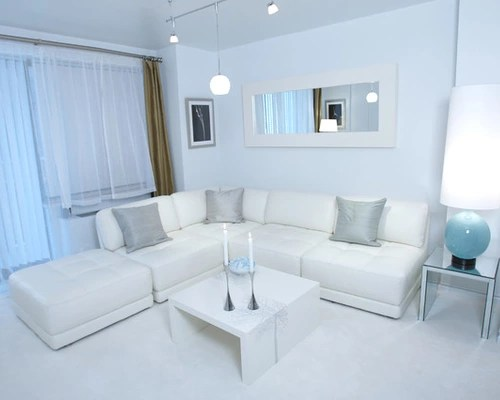 Modern White Sofa Houzz