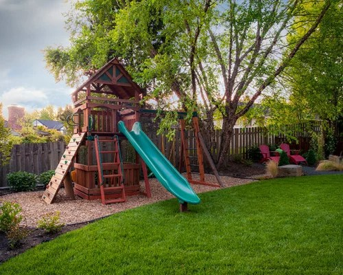 playground landscaping home design