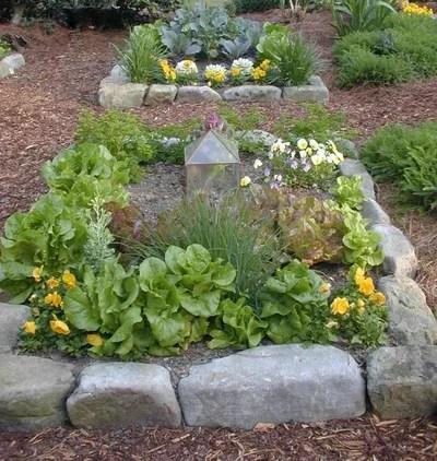 Классический Сад by Home & Garden Design, Atlanta - Danna Cain, ASLA
