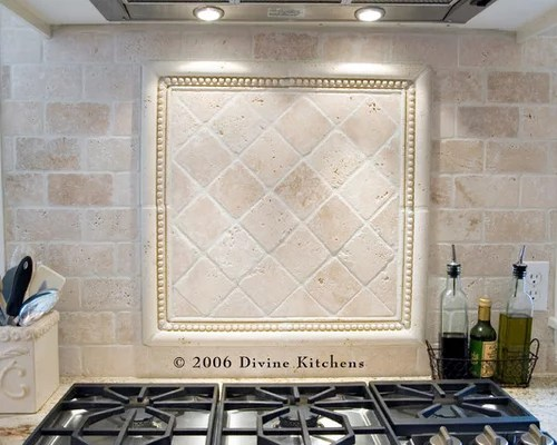 homedepot kitchen cabinets aid mixer sale tumbled stone backsplash | houzz