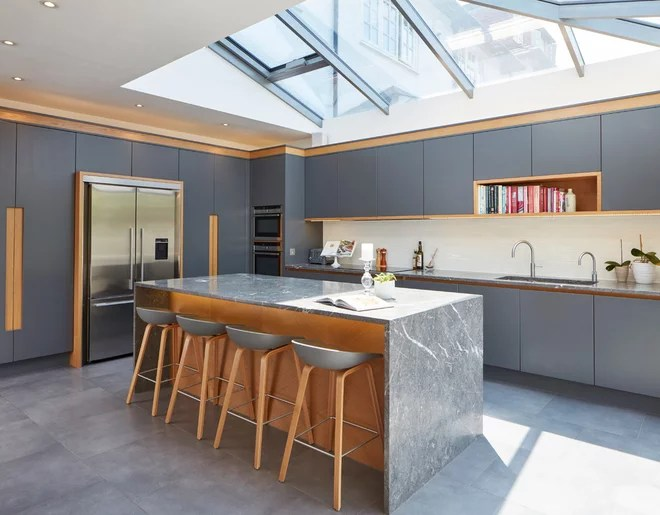 Contemporary Kitchen by Extreme Design