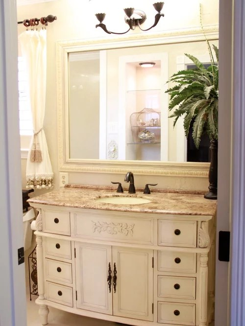 French Country Bathroom Houzz