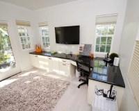 Granite Desk Top Home Design Ideas, Pictures, Remodel and ...