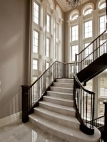 Granite Stairs   Houzz