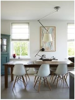 How To Attractively Center An Off Center Dining Room Light
