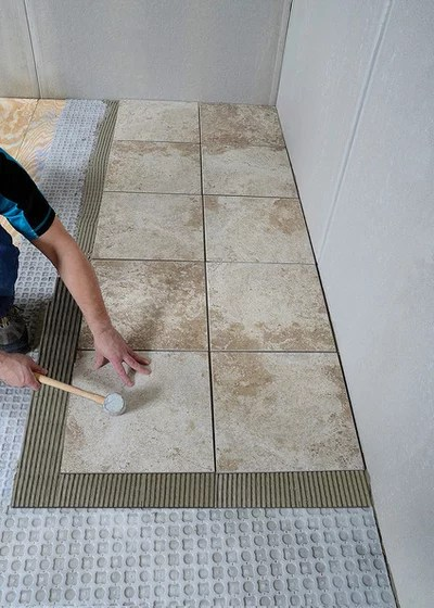 Requirements Subfloor Tile Floor