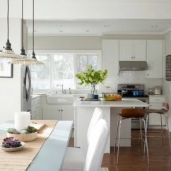 Farmhouse Style Kitchen Islands Remodel Cost Bay Area Small With Seating | Houzz