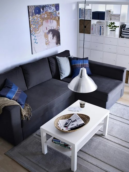 ikea couch sofa sectional manstad smart beds living room | houzz