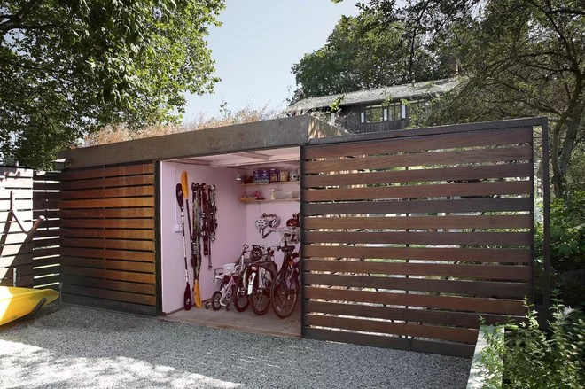 Contemporary Shed by SHED Architecture & Design