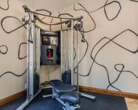 Budget Home Gym Design Ideas, Renovations & Photos with ...