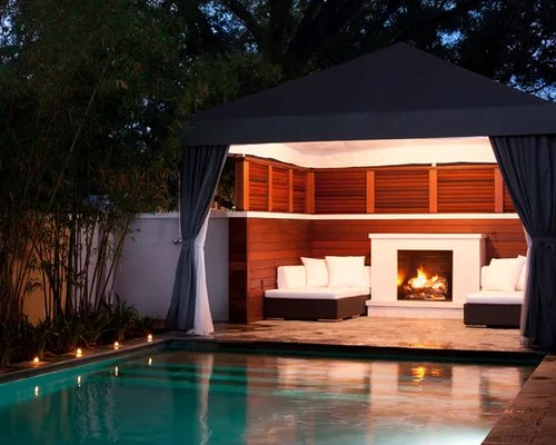 Pool Cabana Kits  Houzz
