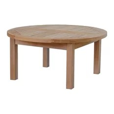 35 Round Coffee Table