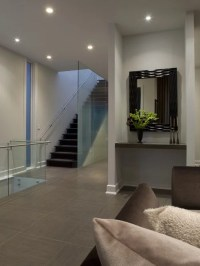 Contemporary Foyer
