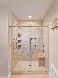 Rolling Shower Door | Houzz
