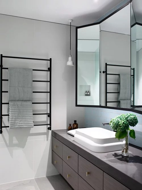 Bathroom Towel Rack Ideas Pictures Remodel and Decor