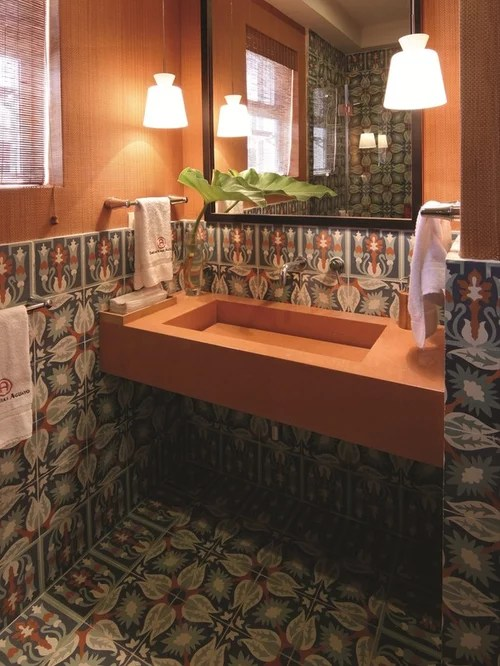 Cuban Tile Home Design Ideas Pictures Remodel and Decor