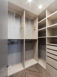 10 All-Time Favorite Small Walk-In Closet Ideas | Houzz