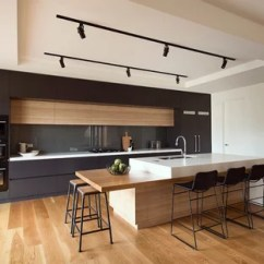 Modern Kitchen Images Free Standing Pantries 75 Most Popular Design Ideas For 2019 Stylish Mid Sized Appliance Galley Medium Tone