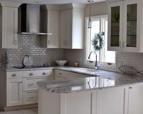 Fantastic White Granite Houzz