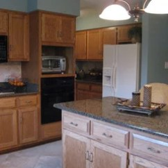Alternatives To Kitchen Cabinets Marble Floor Please Help With My 90's Kitchen. I Don't Want Replace ...
