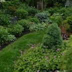 inviting spaces - eclectic landscape