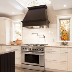 Wood Mode Kitchen Cabinets Delta Wall Mount Faucet Best Custom Hood Design Ideas & Remodel Pictures | Houzz