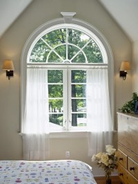 Arched Windows Curtains