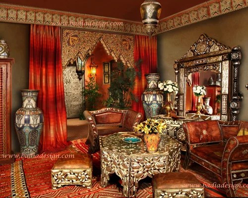 s moroccan furniture