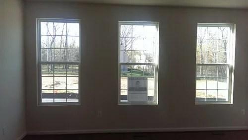 side by side windows