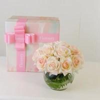Faux Floral Arrangements & Centerpieces for Home Decor