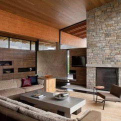 Mid Century Modern Sofa Designs Furniture Ideas Midcentury Fireplace | Houzz