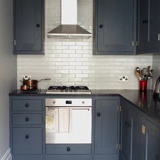 small apartment kitchen ideas lighting fixtures for kitchens houzz contemporary enclosed inspiration a l shaped medium tone