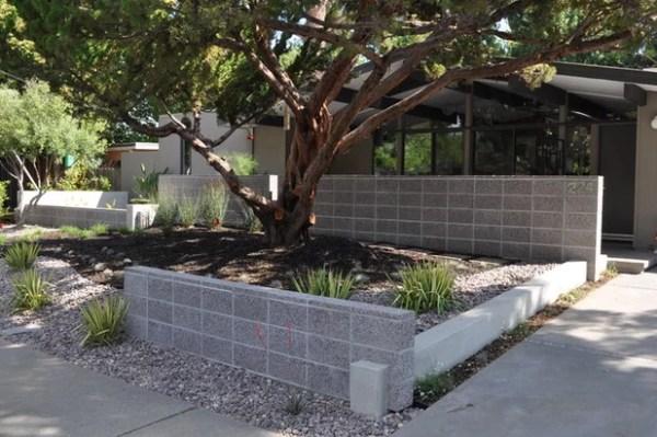 concrete block style