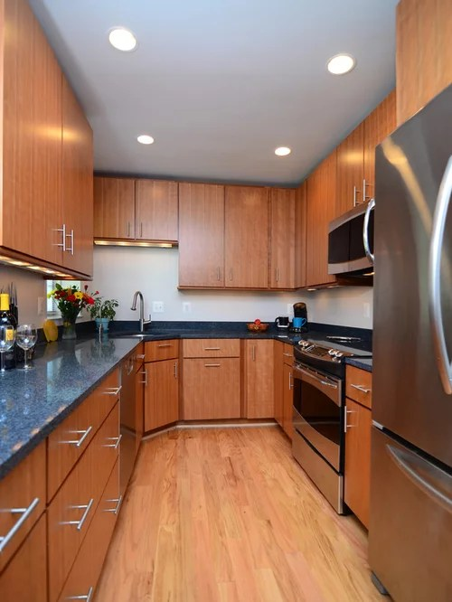 Clean Wood Kitchen Cabinets Flat Face Cabinets Home Design Ideas, Pictures, Remodel