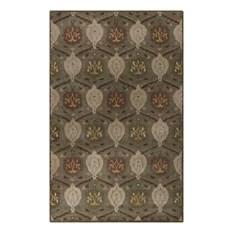 Corinne Area Rug Shell Round 9'
