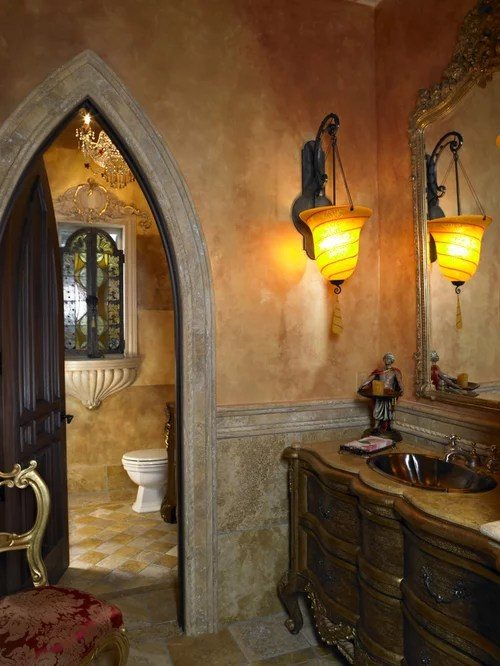 Old World Bathroom Ideas Pictures Remodel and Decor