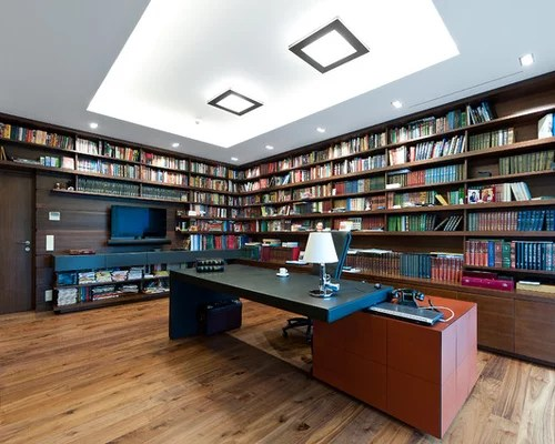 Man Cave Office Houzz