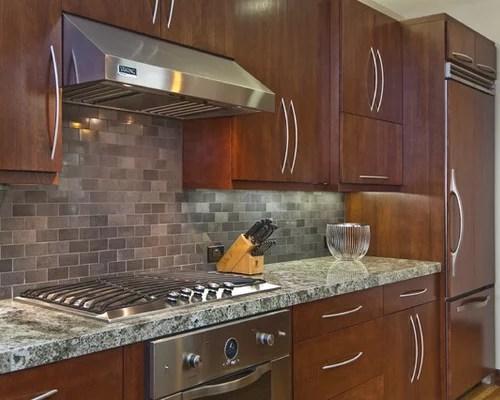 Colored Backsplash Tile Home Design Ideas, Pictures