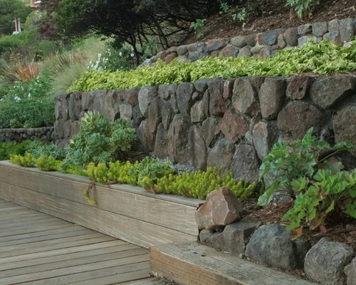 Hillside Garden Ideas Pictures Remodel And Decor