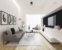 Small Modern Living Room Design Ideas, Remodels & Photos